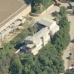 Steven Spielberg's house (Birds Eye)