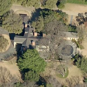 Dallas Classic Cars >> Ross Perot's House in Dallas, TX - Virtual Globetrotting