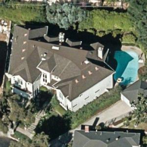 Scott Ian's House (Birds Eye)