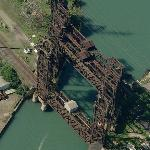 Lake Shore and Michigan Southern Railway, Bridge No. 6 (Birds Eye)