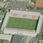 Aalborg Stadion (Birds Eye)