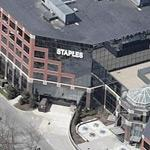 Staples Inc. headquarters (Birds Eye)