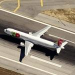 Airbus A330 'TAP Portugal' (Birds Eye)