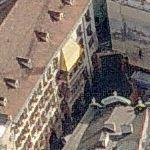 Golden Roof Innsbruck (Birds Eye)