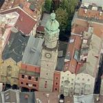 Stadtturm Innsbruck (Birds Eye)