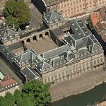 Château des Rohan (Birds Eye)