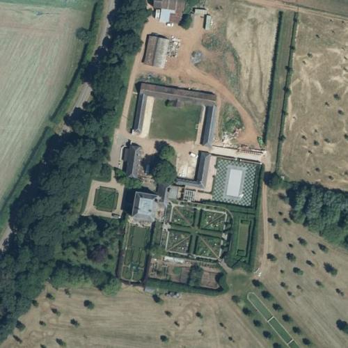 Stella McCartney's UK Mansion (Bing Maps)