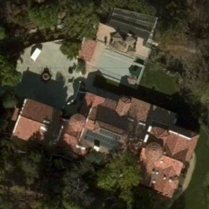 Dave Grohl's House (Bing Maps)