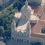 Basilica da Estrela (Birds Eye)