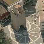 Torre di San Cristoforo (Birds Eye)