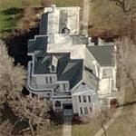 33th President of the USA - Harry S. Truman's house (former) (Birds Eye)