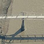 Millennium Bridge (Birds Eye)