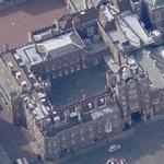 St. James's Palace (Birds Eye)