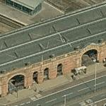 Leicester railway station (Birds Eye)