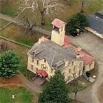 8th President of the USA - Martin Van Buren's house (former)