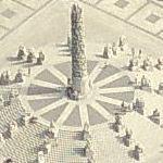 Vigeland Sculpture Garden, Frogner Park (Bing Maps)