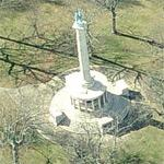Point Park at Lookout Mountain (Birds Eye)