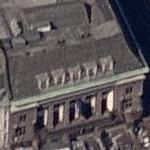 Prince Edward Theatre (Birds Eye)