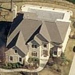 Jon Kitna's House (former) (Birds Eye)