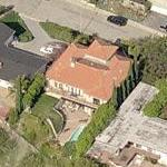 Paula Abdul's House (former) (Birds Eye)