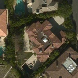 Travis Barker's House (former) (Bing Maps)