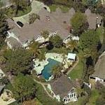 Howie Mandell's House (former) (Birds Eye)