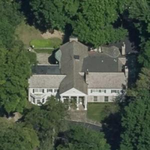 Leighton & Honey Rosenthal's house (former) (Birds Eye)