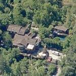 Robert Hunter's House (Birds Eye)