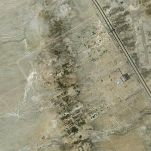 Manzanar Internment Camp (Bing Maps)
