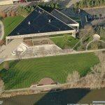 Gerald R. Ford Presidential Museum (Birds Eye)