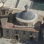 Basílica Nuestra Señora de los Desamparados (Birds Eye)