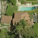David Hyde Pierce's House (former) (Birds Eye)