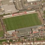 London Borough of Barking & Dagenham Stadium (Birds Eye)