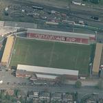 Aggborough Stadium (Birds Eye)