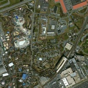 Hersheypark (Bing Maps)
