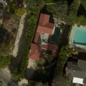Melanie Griffith's House (Bing Maps)