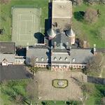 'Roundwood Manor' O.P. & M.J. Van Sweringen's house (former)