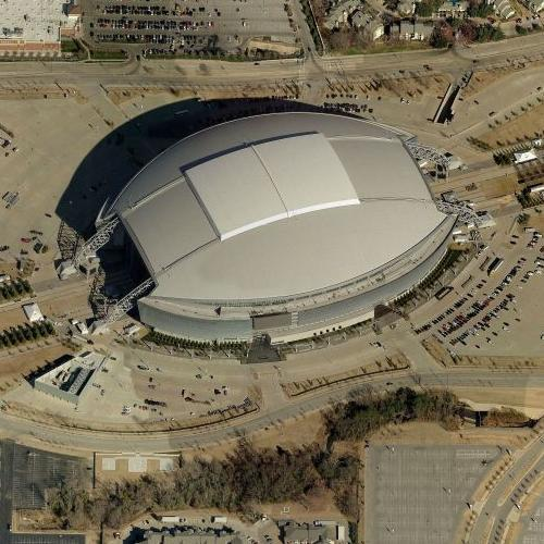 AT&T Stadium (Dallas Cowboys) (Birds Eye)