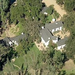 Reese Witherspoon's House (former) (Birds Eye)