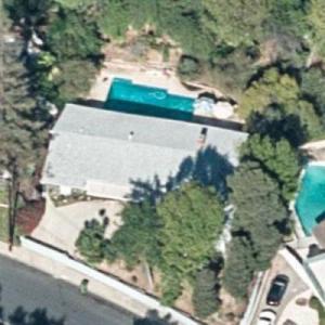 Richard Pryor's House (former) (Bing Maps)