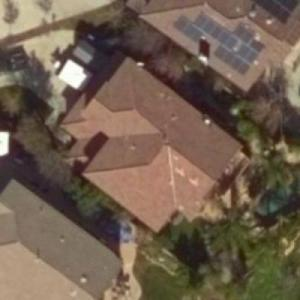 George Lynch's House (Bing Maps)