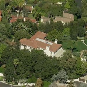 Cecil B. DeMille's House (former) (Bing Maps)
