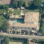 Zinedine Zidane's House (Birds Eye)