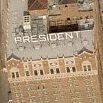 President Hotel (Birds Eye)