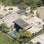 Matthew Perry's House (former) (Birds Eye)