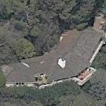 Peggy Lipton's House (Birds Eye)