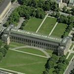 Alte Pinakothek (Birds Eye)