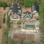 Robert L. Johnson's house (Birds Eye)