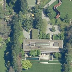 Jeffrey Brotman's house (Bing Maps)