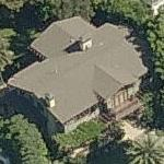 James Newton Howard's House (Birds Eye)